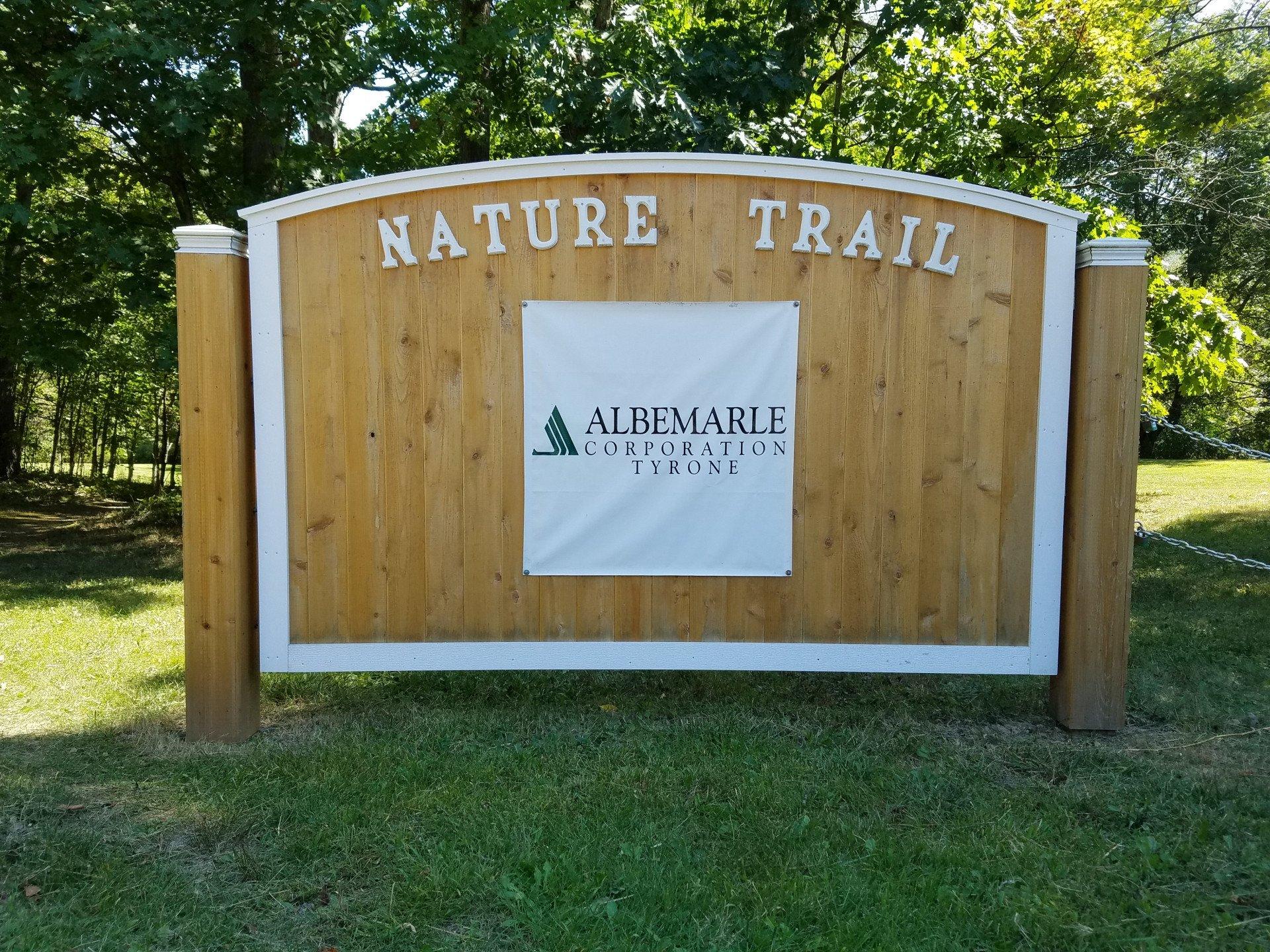 Nature Trail | Albemarle