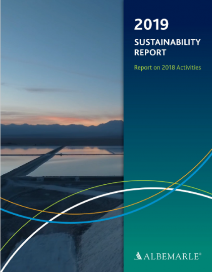 2017 Sustainability Report (2016 Activities)