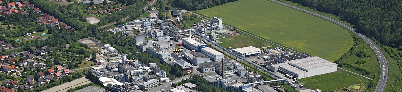 Langelsheim, Germany production plant the world market leader of lithium metal
