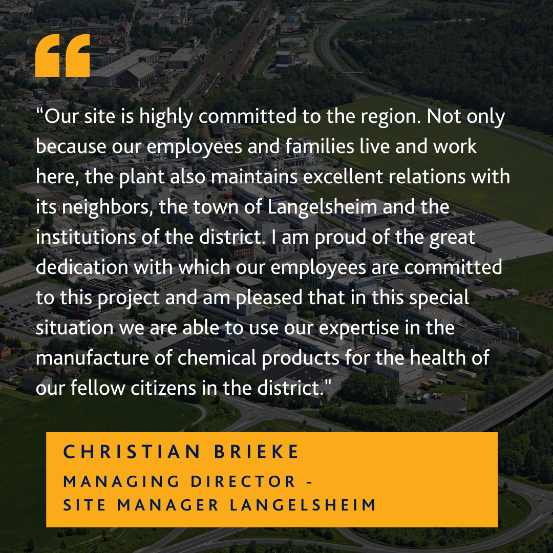 Quote from Christian Brieke
