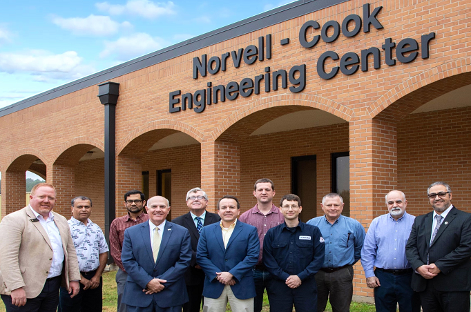 Norvell - cook Engineering center